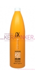 GK Hair developer IT 20 vol 1000ml Global Keratin Juvexin, shop warsaw Poland